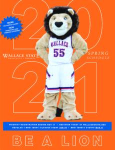 Wallace State Calendar 2021 Photos